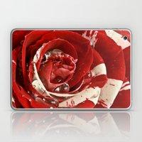 Velvet Ripple Rose Laptop & iPad Skin