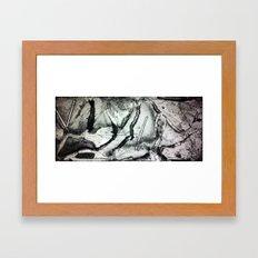 Aqueous 1/3 Framed Art Print