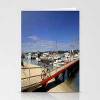 bicycle Stationery Cards featuring Bicycle  by Chris' Landscape Images & Designs