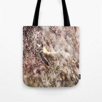 Woodland Fox - Wildlife Tote Bag