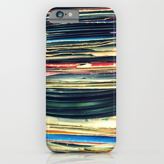 put your records on iPhone & iPod Case