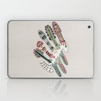 Catching The Rabbit Laptop & iPad Skin