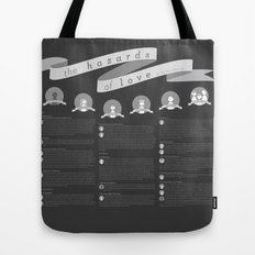 The Hazards of Love (all of it) Tote Bag