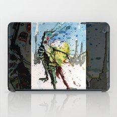 desert zombie iPad Case