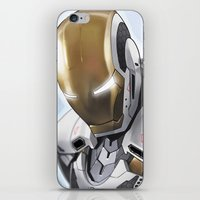 MARK 39 iPhone & iPod Skin