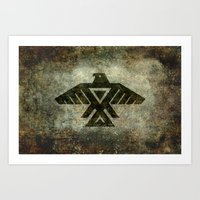 Thunderbird, Emblem Of T… Art Print