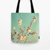 Spring Memory Tote Bag