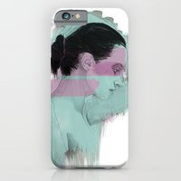iPhone & iPod Case featuring Gentle Little Time by Lowercase Industry