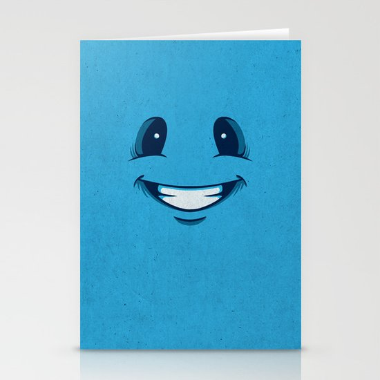 Happy Happy Stationery Card