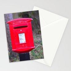 ER Postbox Stationery Cards