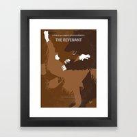 No623 My The Revenant Mi… Framed Art Print