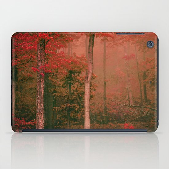 Autumn Fog iPad Case