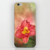 Beautiful Day Lily iPhone & iPod Skin