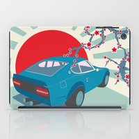 Datsun Z iPad Case