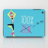 100% Zen iPad Case