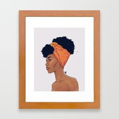 Stella Framed Art Print
