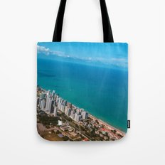 Brazil Beach Tote Bag