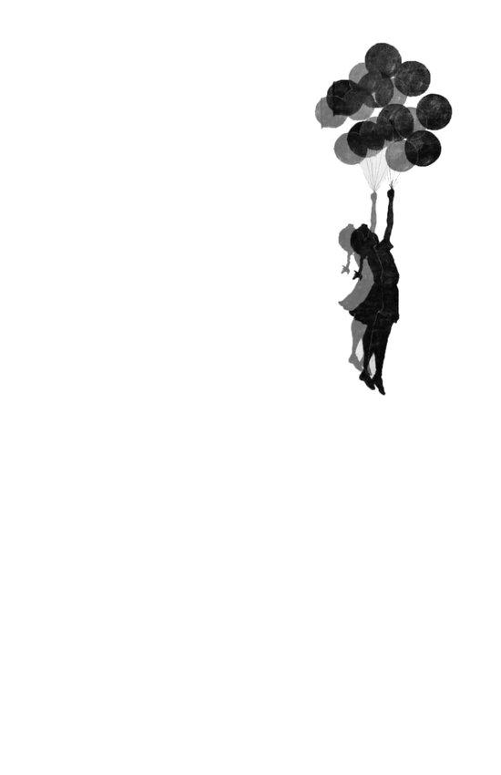 Banksy Fly Away  Art Print