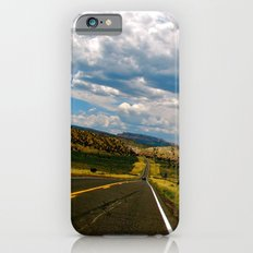 Tilted Road Trip iPhone 6 Slim Case