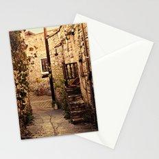 Omodos Cyprus Alley Stationery Cards