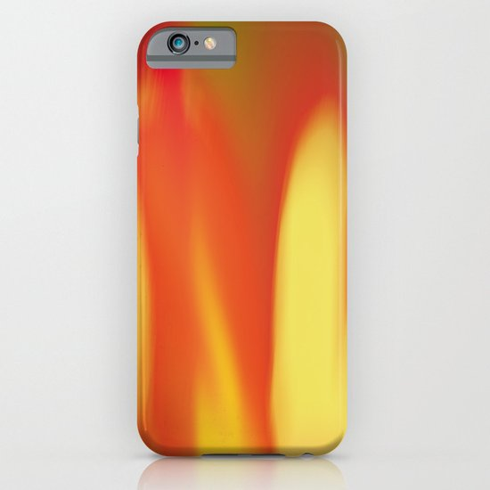 i'll burn my passionate soul iPhone & iPod Case