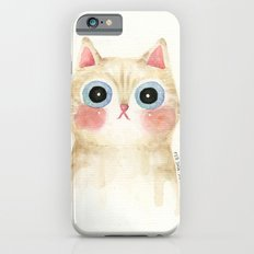 Cognac the Cat iPhone 6 Slim Case