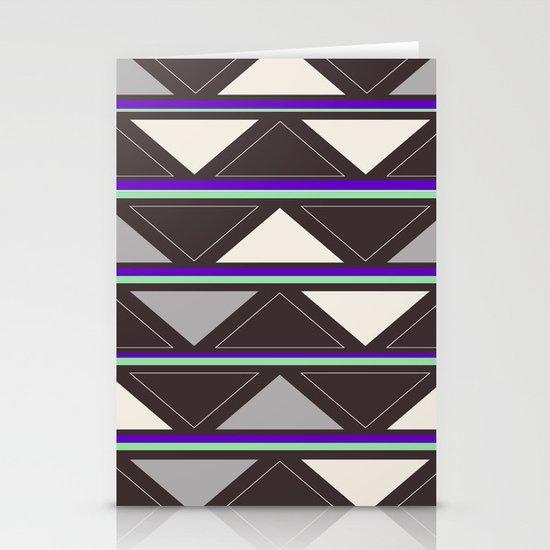 Triangle Stationery Card