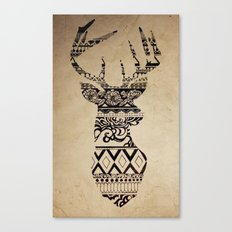 Oh Deer, Oh My Canvas Print