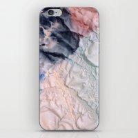 Folds II iPhone & iPod Skin