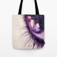 Eye 2 Tote Bag