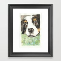 Murphy Framed Art Print