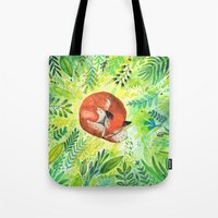 Nature's Heart Tote Bag