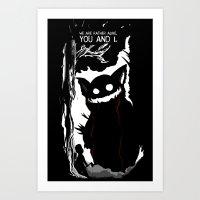 Kindred Art Print