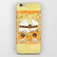 Fat Berts Window iPhone & iPod Skin