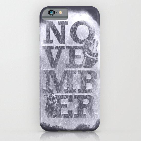 November Rain iPhone & iPod Case