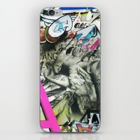 A Is For Angel iPhone & iPod Skin