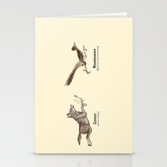 Endangerous Species Stationery Card