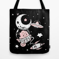 Cosmic Origins Tote Bag