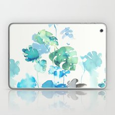 Tropical leaves, (collab Dylan Silva!) Laptop & iPad Skin
