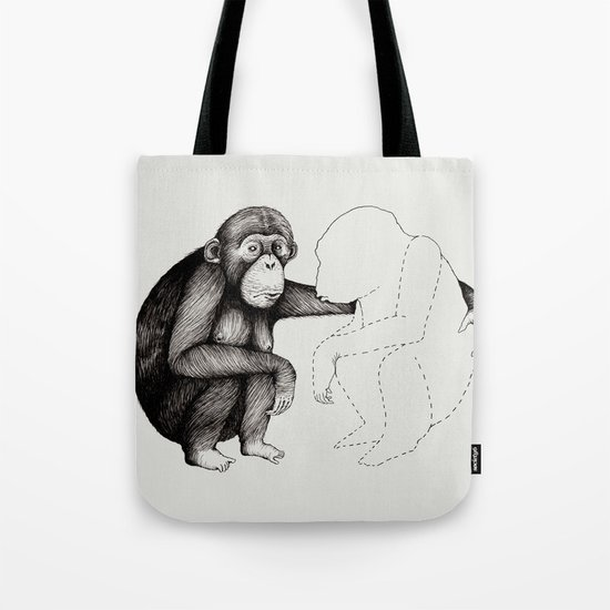 'Gone' Tote Bag