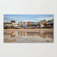Tenby  Harbour Canvas Print