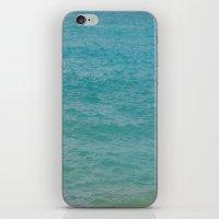 Maui: Aqua iPhone & iPod Skin