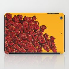 what ́s going on iPad Case