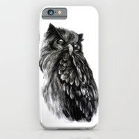 iPhone & iPod Case featuring Owl by Hana Robinson
