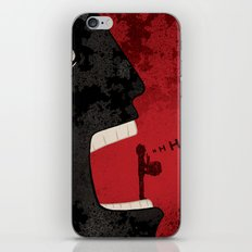 Hhhh... (silence) iPhone & iPod Skin
