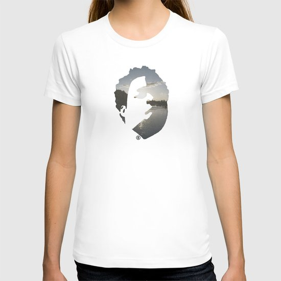Face & The Ocean T-shirt