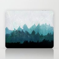Woods Abstract  Laptop & iPad Skin