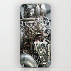SPACE SHUTTLE ENGINE iPhone & iPod Skin