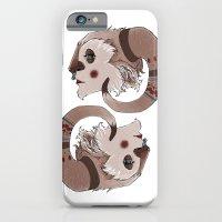 Decorative Yeti iPhone 6 Slim Case