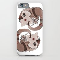 Decorative Yeti iPhone 6 Slim Case